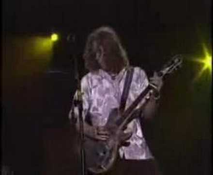 Jimmy Page & The Black Crowes - Sick Again [PAL]