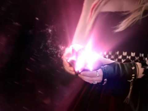 Avril Lavigne New Black Star Commercial - Official**