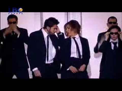 Boom Boom Pow - Miral and Mahmoud Shukri (Star Academy 7 Lebanon Prime 7)
