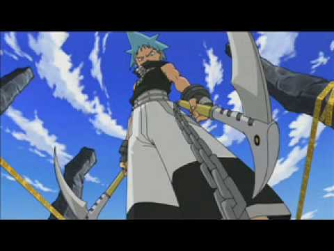 Soul Eater OST Track 9 - BLACK?STAR (never lose myself)