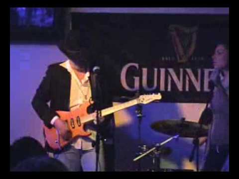 """Little Wing (Jimi Hendrix) - Cover by Diego """"DD"""" D`Alessandro & Black Stone"""