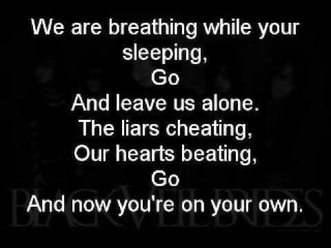 Black Veil Brides - Perfect Weapon lyrics