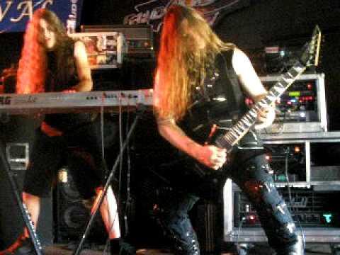 Blackguard Scarlet to Snow live @ Summer Slaughter 6/22/09