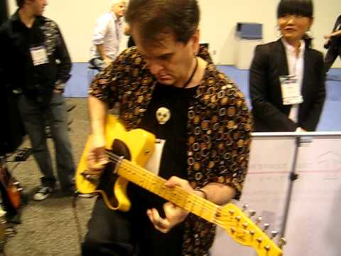 LsL T-Bone Guitar Played by Will Ray