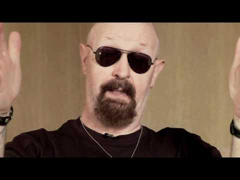 Rob Halford on Blizzard of Ozz