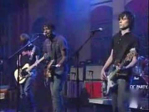 Bloc Party - Banquet (Live On Letterman)
