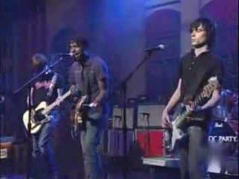 Bloc Party - Banquet (Live On Letterman)