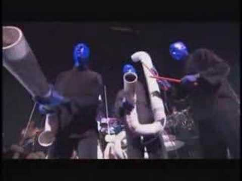 Blue Man Group Pipes (drumbone)