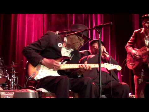 """Wang Dang Doodle"" - Hubert Sumlin, James Cotton & BHTM"