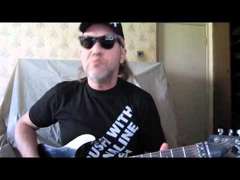 Blues guitar solo.Nikolay Bogdanov nikbog13@yandex.ru