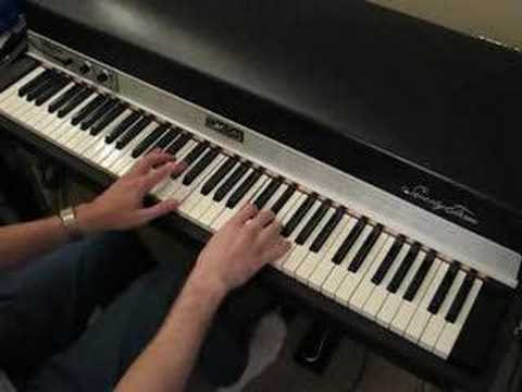 Bob James - Angela (Theme from Taxi) on Fender Rhodes