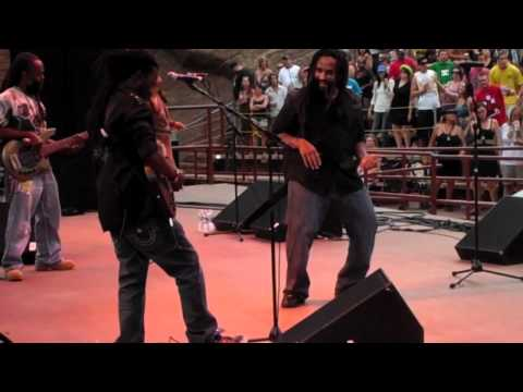 Ky-Mani Marley - Reggae on the Rocks @ Red Rocks Amphitheatre 8/28/10