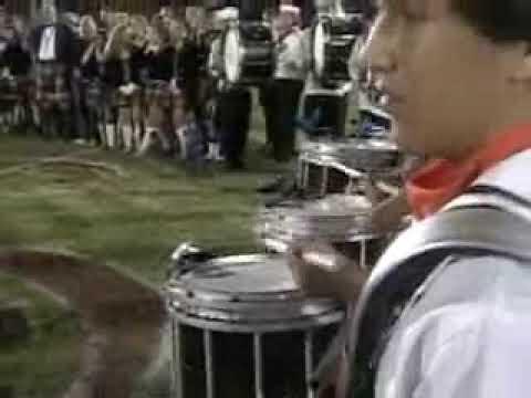 Sarasota High School Drumline - Bob Saget - 2009 RHS Drumoff