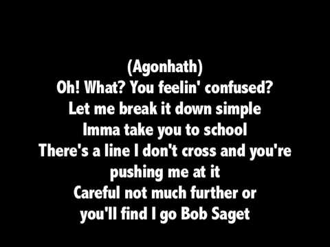 The Real Bob Saget - Blinkk and Agonhath Rap