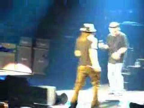 Bob Seger & Kid Rock Real Mean Bottle 12/20/06 Detroit