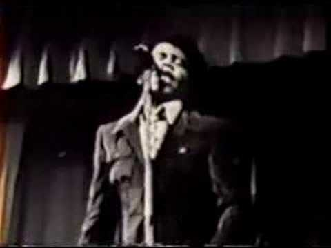 James Brown - Sunny ( Live in Paris )