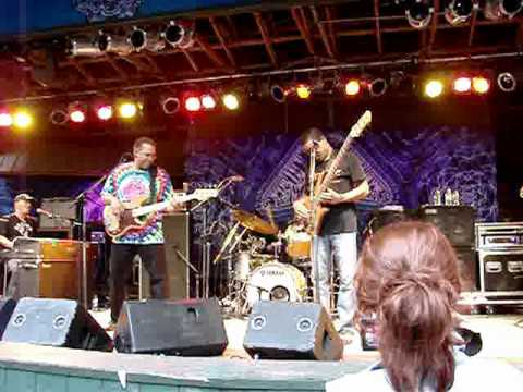 Wanee 2010 Super Jam Part 2 - Cabbage Alley (4/17/2010)
