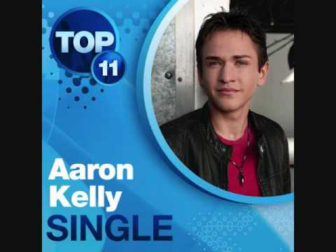 Aaron Kelly - studio version of I don`t wanna miss a thing American Idol 9 top 11