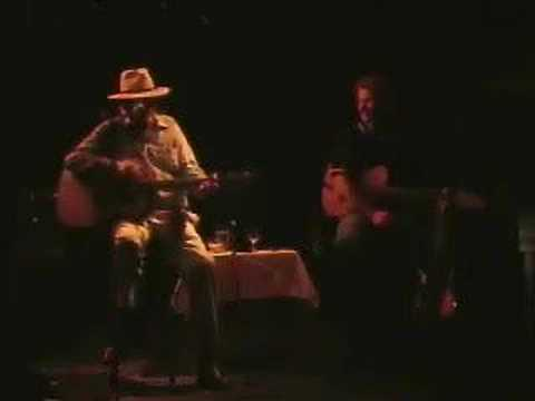 Long John Baldry & Bobby Cameron Live, Don`t try to lay no boogie woogie on the king of rock and roll