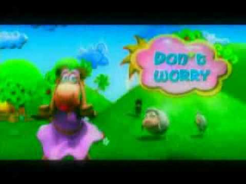 Holly Dolly - Don`t Worry Be Happy (Official Music Video HQ) w/ Lyrics