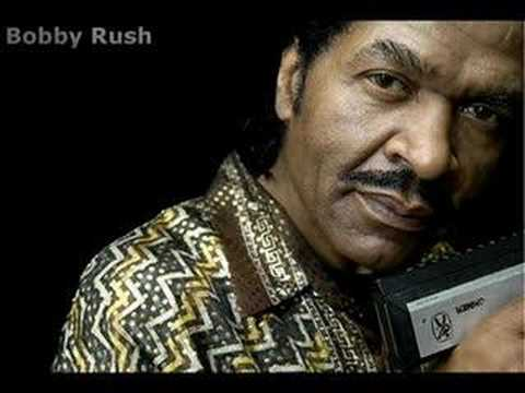 "Bobby Rush - Night Fishin` ""www.getbluesinfo.com"""