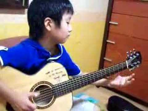 (Bon Jovi) Living On A Prayer - Sungha Jung