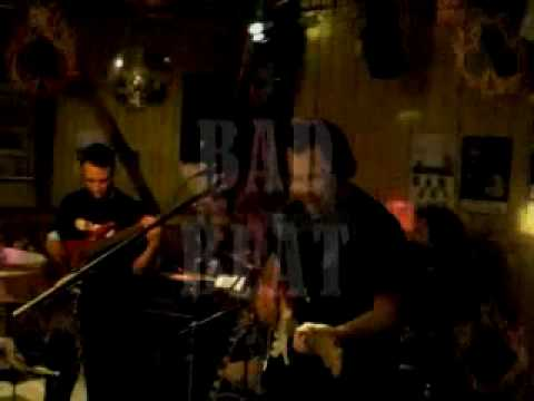 Born on the Bayou BADBEAT en concert (extrait)
