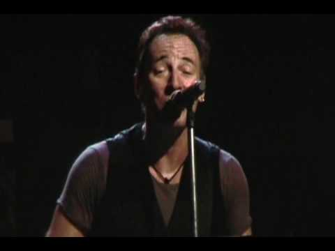 Bruce Springsteen - I Wanna Marry You live 10/19/09 dvd complete Spectrum Philadelphia, PA HQ