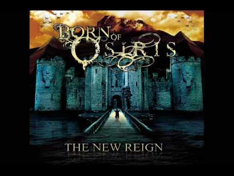 Born Of Osiris - Abstract Art 8-Bit