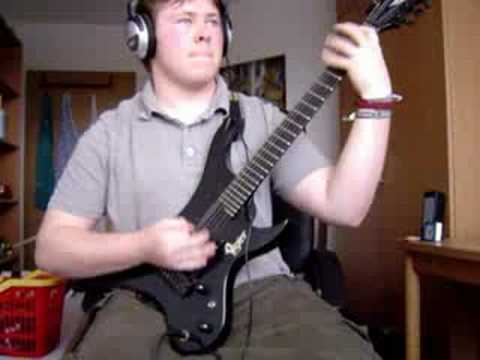 Born of Osiris - Open Arms to Damnation (Cover)