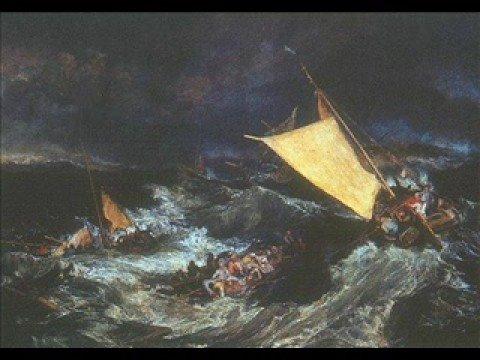 LEONARD BERNSTEIN - Britten - Sea Interludes - 4 - Storm