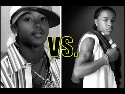 Bow wow vs Lil romeo freestyle rap battle