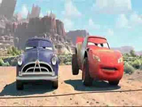 Boys Like girls - The Great Escape - Disney Cars
