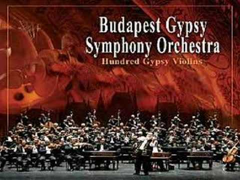 Hungarian Dance No. 5 - Budapest Gypsy Symphony Orchestra