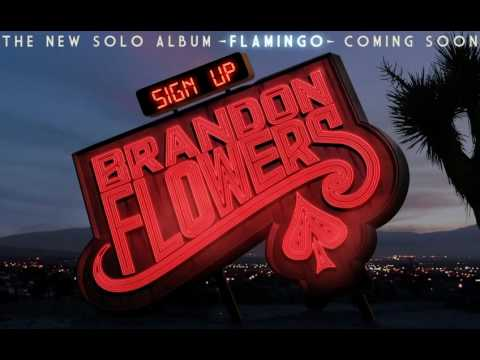 Only the Young (Instrumental) : The Killers` Brandon Flowers Solo Album `Flamingo` Preview