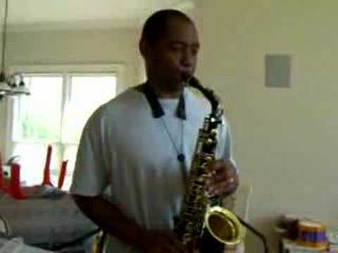 Branford Marsalis plays Concertino da Camera part1