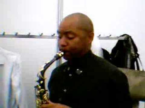 Branford Marsalis Classical In Rotterdam, NL July 14, 2006