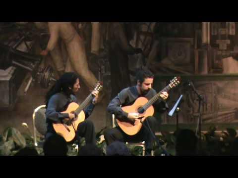 Brasil Guitar Duo - Two Preludes and Fugues (Castelnuevo Tedesco)