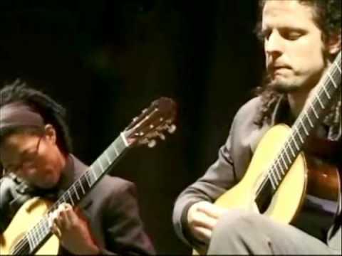 Brasil Guitar Duo (Bellinati)