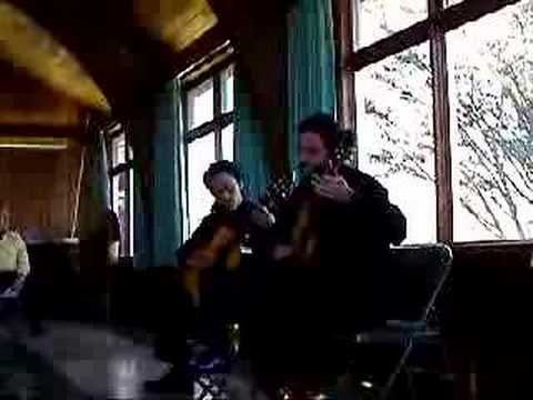 Brasil Guitar Duo- Bellport, NY (Bach, French Suite)