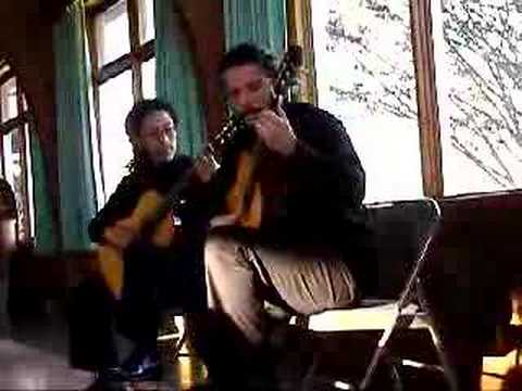 Brasil Guitar Duo- Bellport, NY (Tedesco)