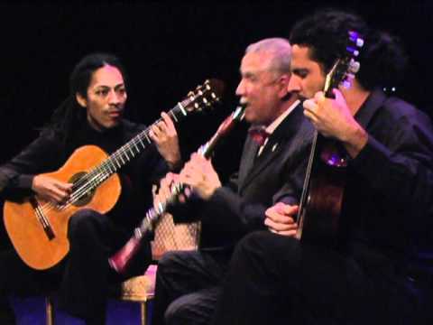 Paquito D`Rivera & Brasil Guitar Duo