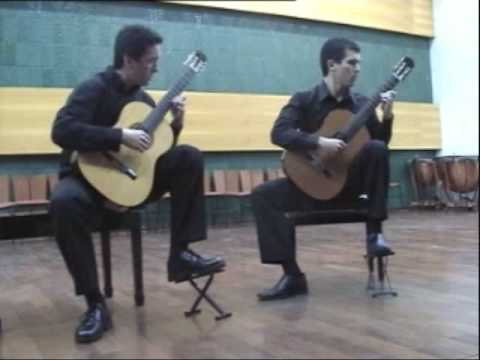 Scarlatti L.288/K.432 - Rodrigo Almeida & Daniel Duarte Guitar Duo