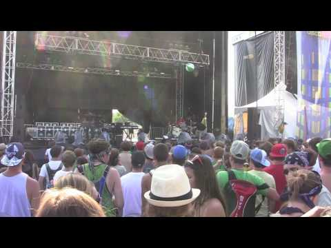 Break Science - High into Zion Station @ Camp Bisco 9