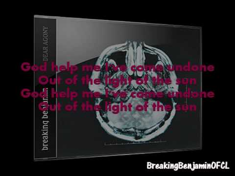 Breaking Benjamin - Give Me A Sign ( Full Song From Dear Agony / Lyrics )