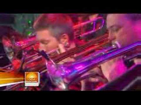 Brian Setzer - Wolfgang`s Big Night Out (Live on Today Show)