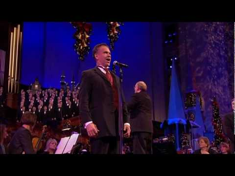 Angels, From The Realms of Glory - Brian Stokes Mitchell - Mormon Tabernacle Choir