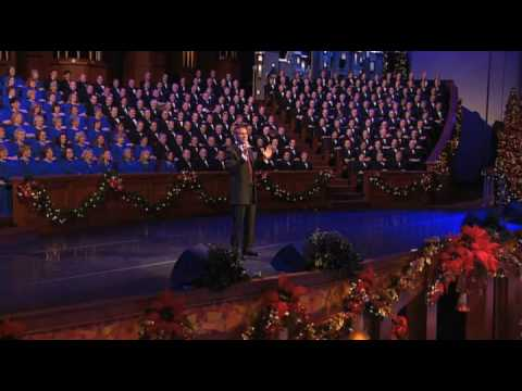 Brian Stokes Mitchell Sings With Mormon Tabernacle Choir Christmas
