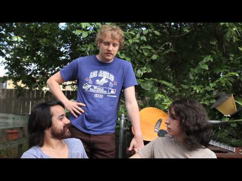 Jack`s Moustache - In the Studio with The Bright Light Social Hour 2