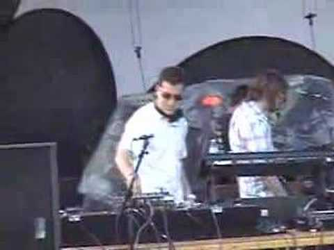 Ben Silver (Orchard Lounge) segue into BP- Camp Bisco 2005